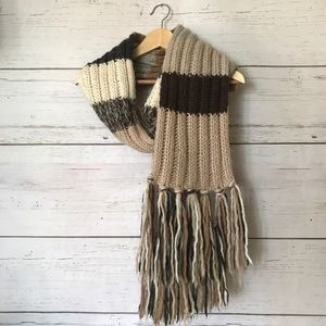 Express Extra Long Knit Scarf